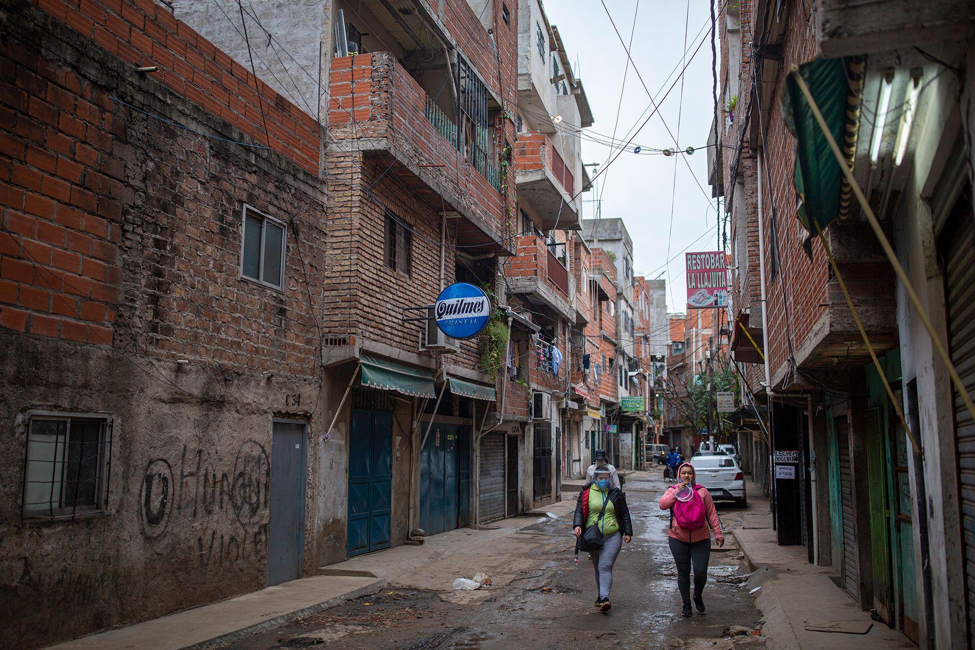 El barrio registra una alta cantidad de muertes en relación a las otras villas de la ciudad