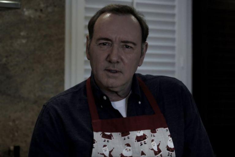 Kevin Spacey, procesado por acoso sexual, se defendió como Frank Underwood
