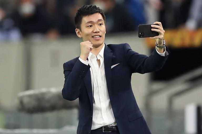 Steven Zhang, de tan solo 29 años, maneja los destinos del Inter de Milan
