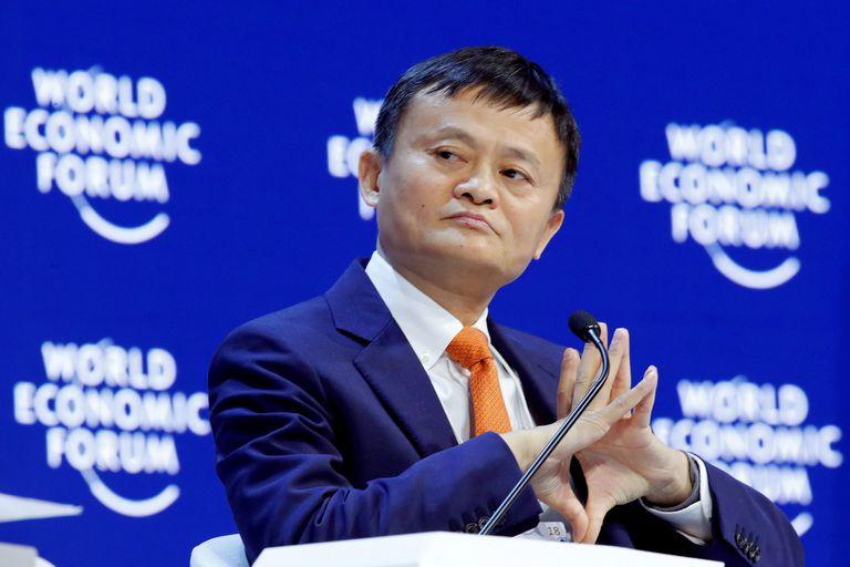 Jack Ma y su empresa Alibaba sufrieron el impacto de la guerra comercial