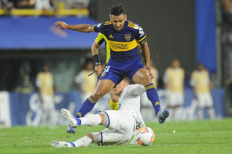 Salvio, oportuno: anticipó en el primer gol y definió con frialdad en el 2-0