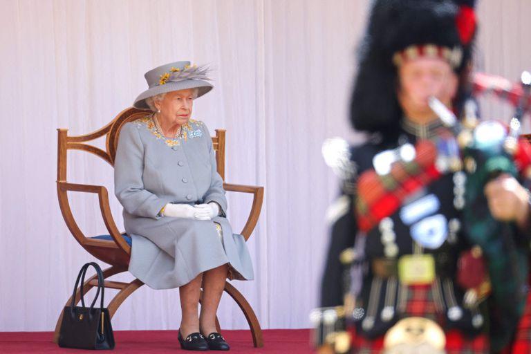 En fotos: el festejo en Gran Bretaña por los 95 años de la reina Isabel