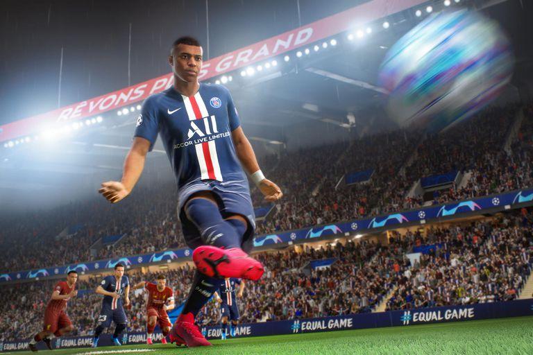 FIFA 21: fotos y videos del nuevo juego de fútbol de EA Sports para PS5 y Xbox