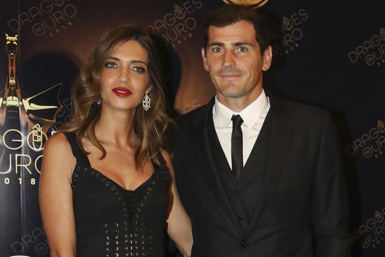Casillas y Carbonero intercambian piropos a un mes de su divorcio