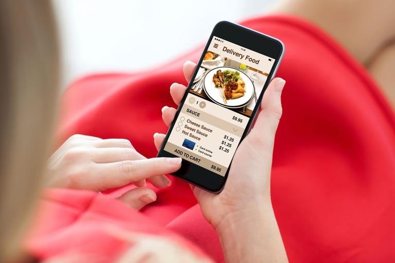 Una app mal diseñada, como la de pedir comida, puede pasar de ser gran ayuda a un notable impedimento