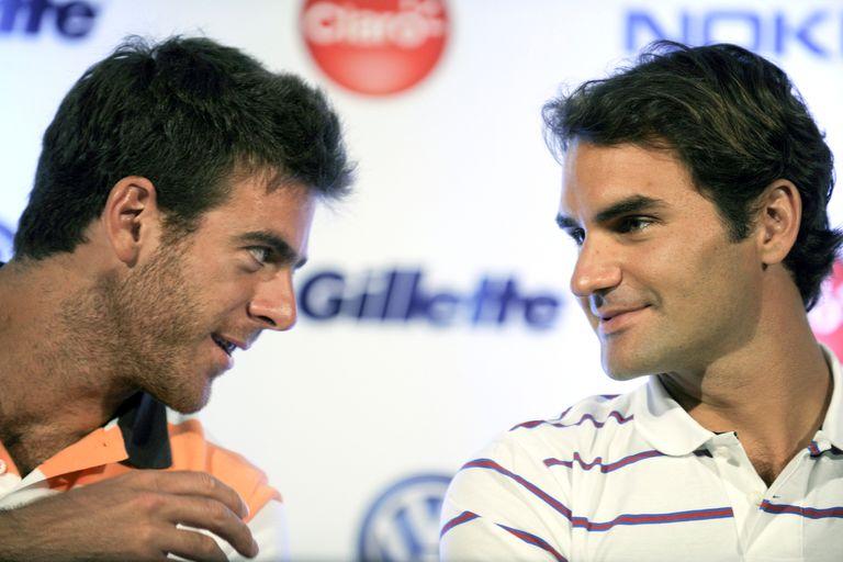 Locura por Federer-Del Potro: se vendieron 10.000 entradas en el primer día