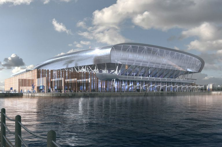 Estadio del futuro: la nueva y lujosa casa de Everton que potenciará a Liverpool