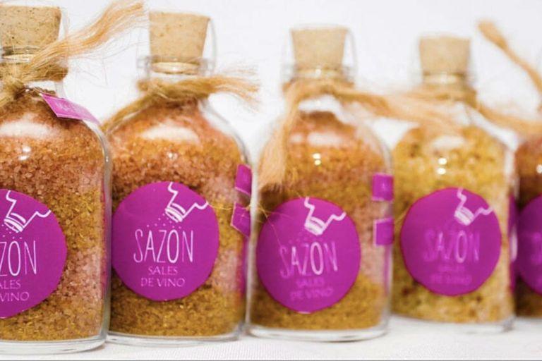 La firma usa sal salteña, especias y vino de Cafayate