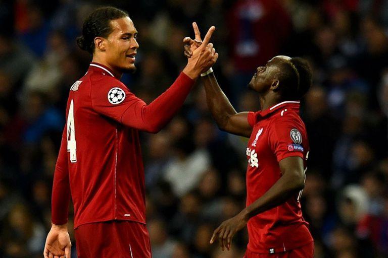 Liverpool goleó a Porto, pasó a semifinales y ya piensa en el Barcelona de Messi