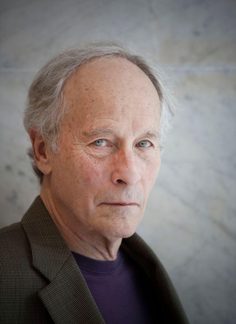 El escritor Richard Ford