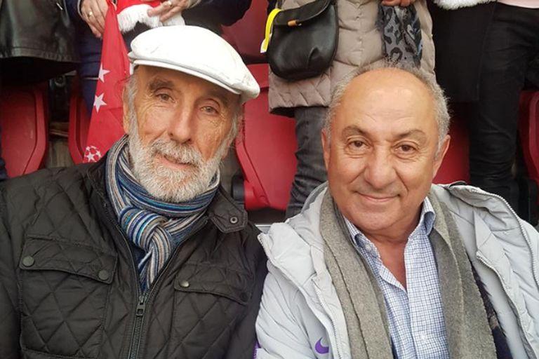 Villa y Ardiles, testigos de la hazaña de Tottenham.