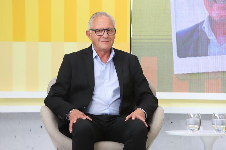 Emir Cesaroni, gerente de Banca Agropecuaria en Banco de la Provincia de Buenos Aires