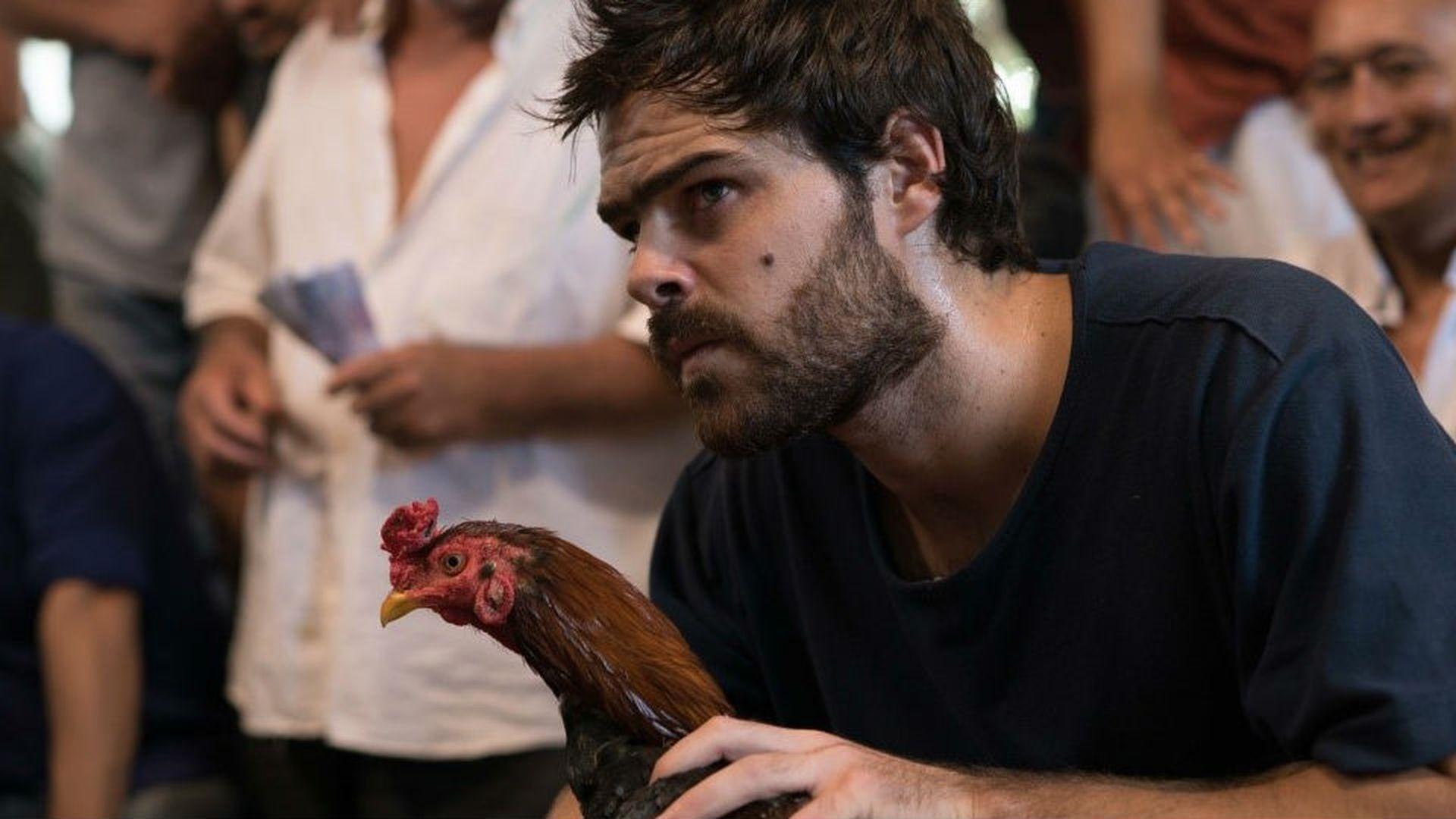 Un gallo para Esculapio, con Peter Lanzani