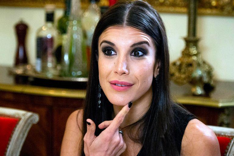 """Divina comida: Andrea Rincón dijo que a Wanda Nara """"no le da la cabeza"""""""