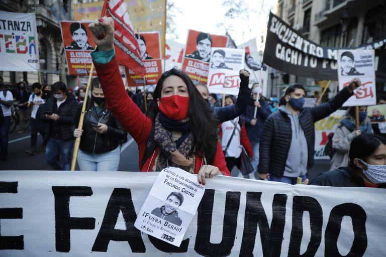 El caso Facundo Astudillo Castro genera grietas en la coalición de gobierno