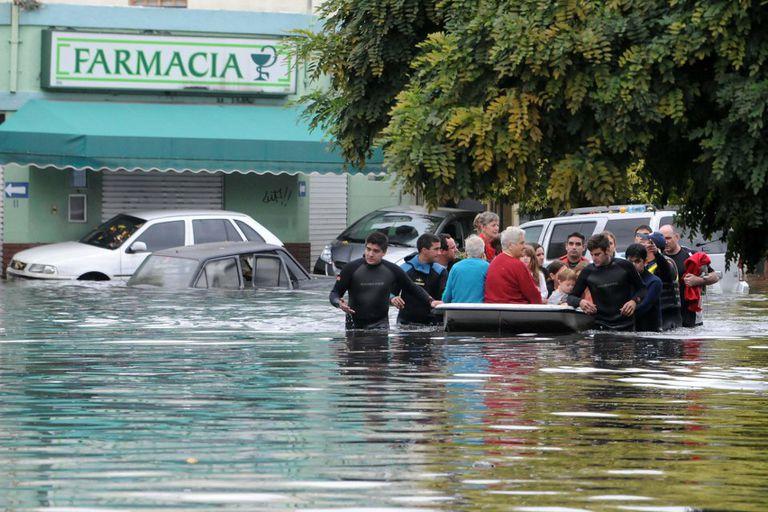 Inundación en La Plata: buscan determinar las responsabilidades políticas