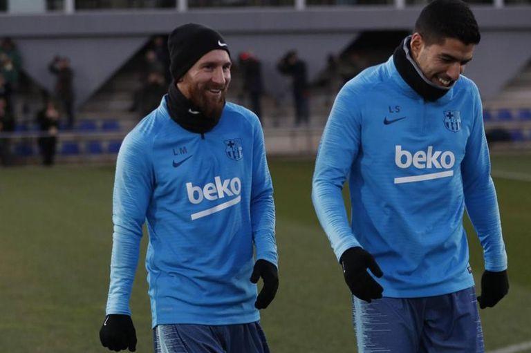 No confirmaron si Messi jugará ante Real Madrid, pero usará una remera especial