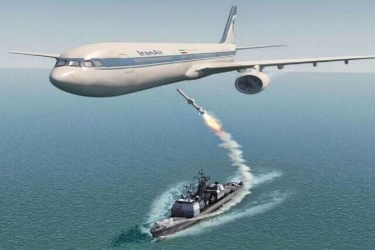 La masacre del vuelo 655: el día en que EE.UU. disparó un misil contra un avión comercial