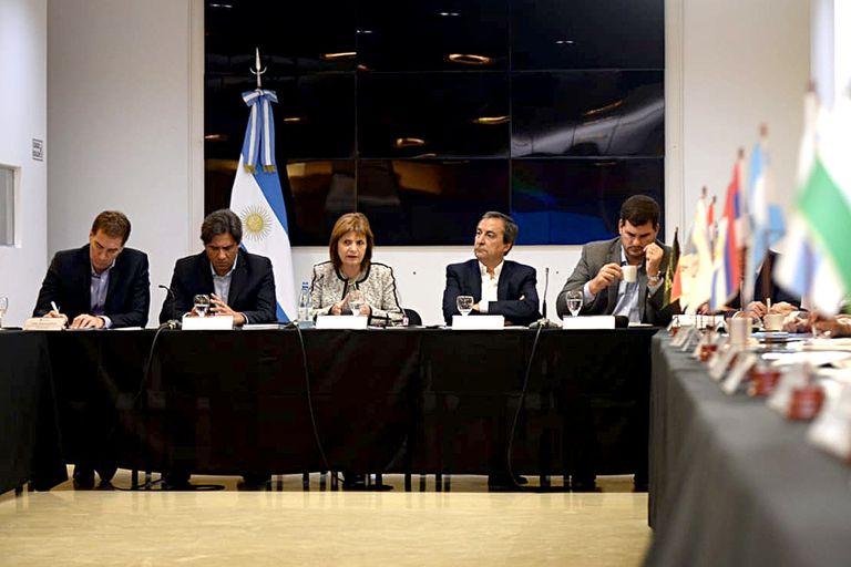 El nuevo protocolo se presentó en la reunión del Consejo de Seguridad Interior