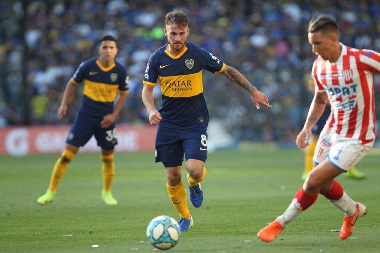 Alexis Mac Allister ya no se pondrá la camiseta de Boca: termina el Preolímpico de Colombia y se va a Inglaterra.