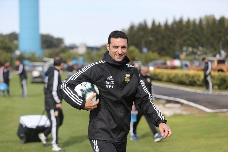 Scaloni volvió a llevar al seleccionado nacional a instancias decisivas en la Copa América