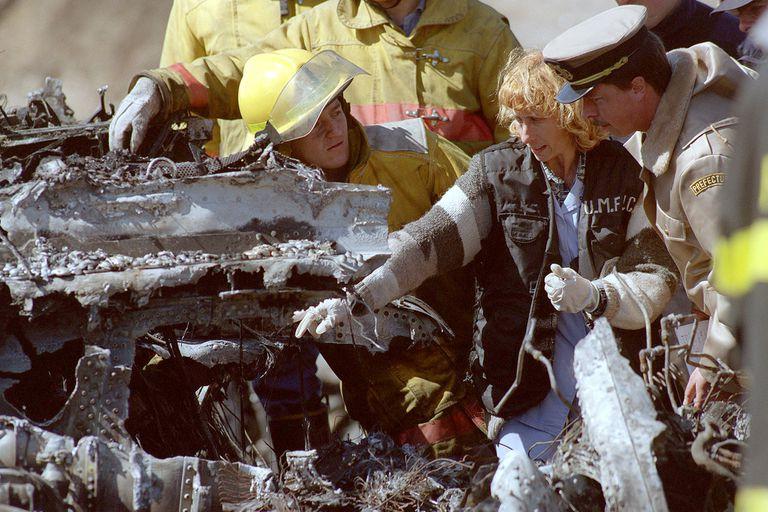 LAPA: de la tragedia aérea a la muerte de su dueño piloteando su propio avión