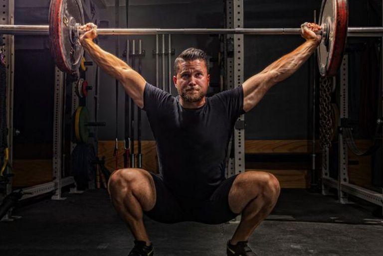 12 semanas sin entrenamiento provocan una disminución significativa en la cantidad de peso se que puede levantar.