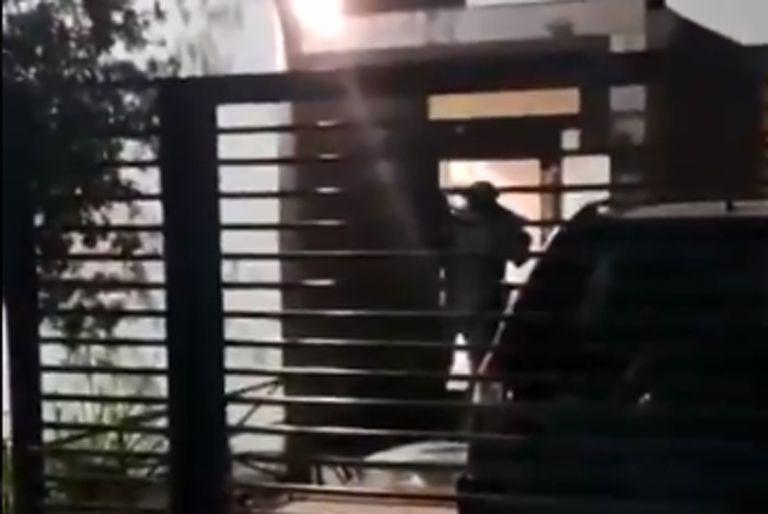 Allanamiento en la casa de un funcionario del Ministerio de Seguridad