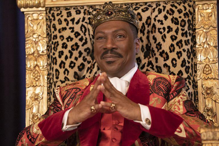 Eddie Murphy vuelve a ponerse en la piel de Akeem, en Un príncipe en Nueva York 2