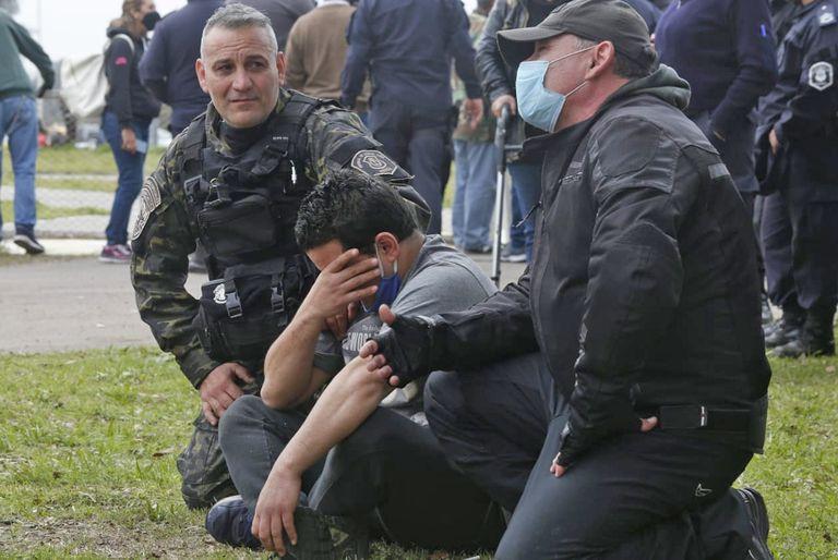 Tensión en la Bonaerense por los policías fallecidos por Covid-19 en los últimos 60 días