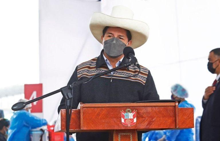 04-09-2021 El presidente de Perú, Pedro Castillo ECONOMIA SUDAMÉRICA PERÚ PRESIDENCIA PERÚ