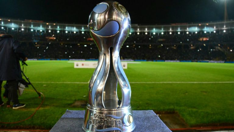 La Copa Argentina tendrá su séptima final