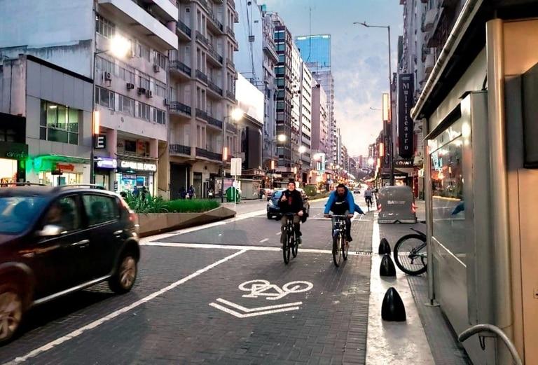 Un modelo de ciudad similar al de otros lugares del mundo