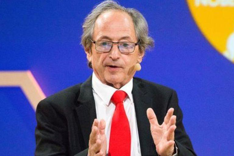Michael Levitt es profesor de biología estructural de la Universidad de Stanford, en EE.UU.