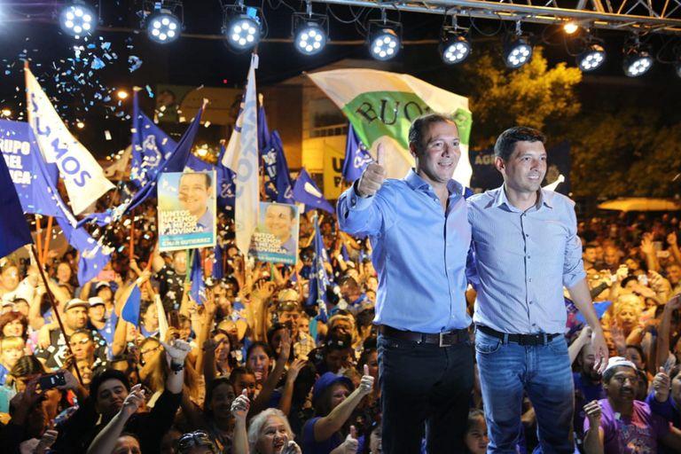 El gobernador Omar Gutierrez logró la reelección
