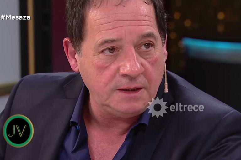 Julio Chávez habló de Hugo Moyano por una pregunta de Juana Viale