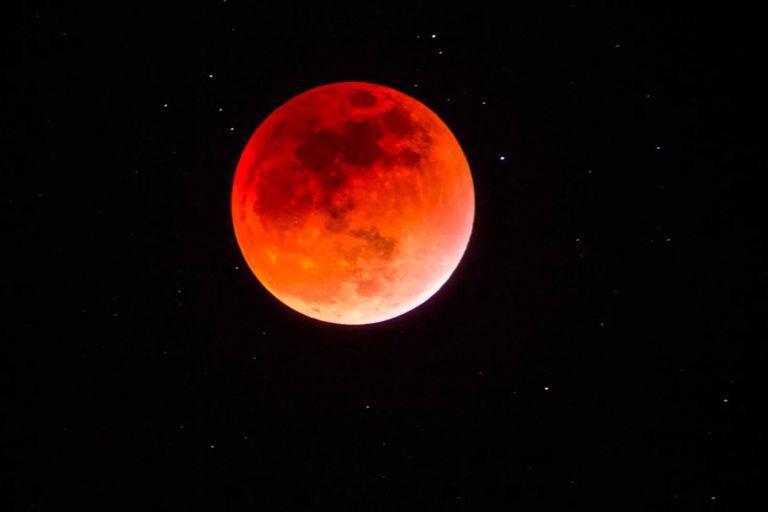 Eclipse lunar 2018: preparate para el más largo del siglo