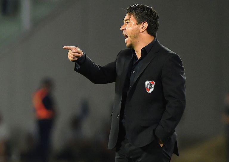 """Las claves del técnico de River para un triunfo consagratorio y el """"duro golpe"""" para los demás"""