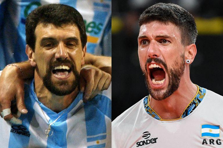 El regalo que Facu Conte puede darle a su padre Hugo y al voleibol argentino