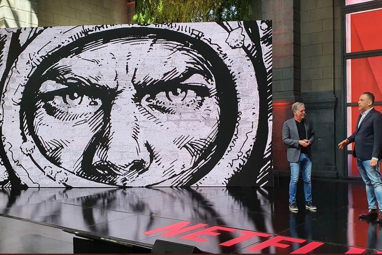 La gran apuesta de Netflix en la Argentina, la serie basada en El eternauta, no llegará a la plataforma el próximo año