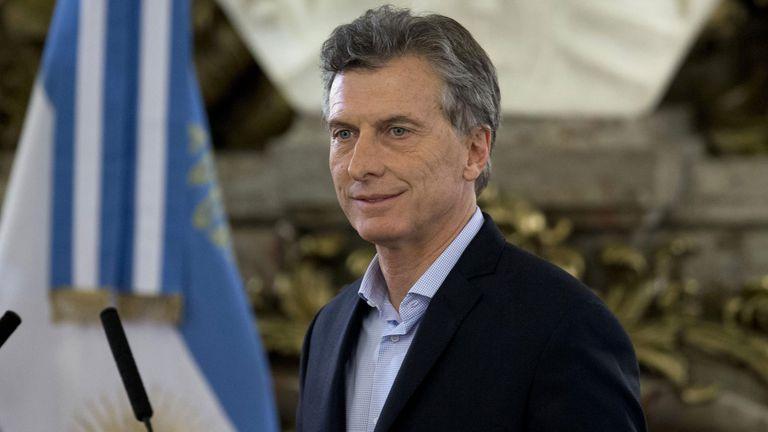 Macri estuvo internado anoche por una arritmia