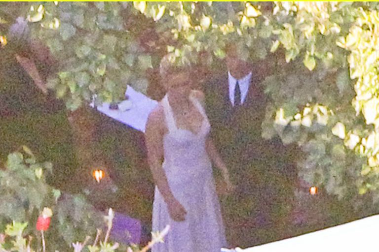 La boda de Paquin y Moyer