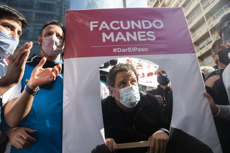"""Facundo Manes sospecha de sus aliados de Pro por la """"campaña sucia"""""""