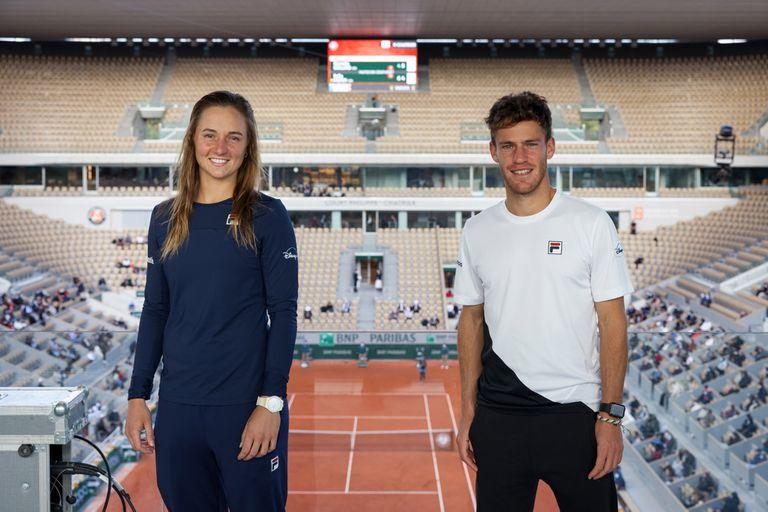 El ranking: los ascensos de Schwartzman y Podoroska después de Roland Garros