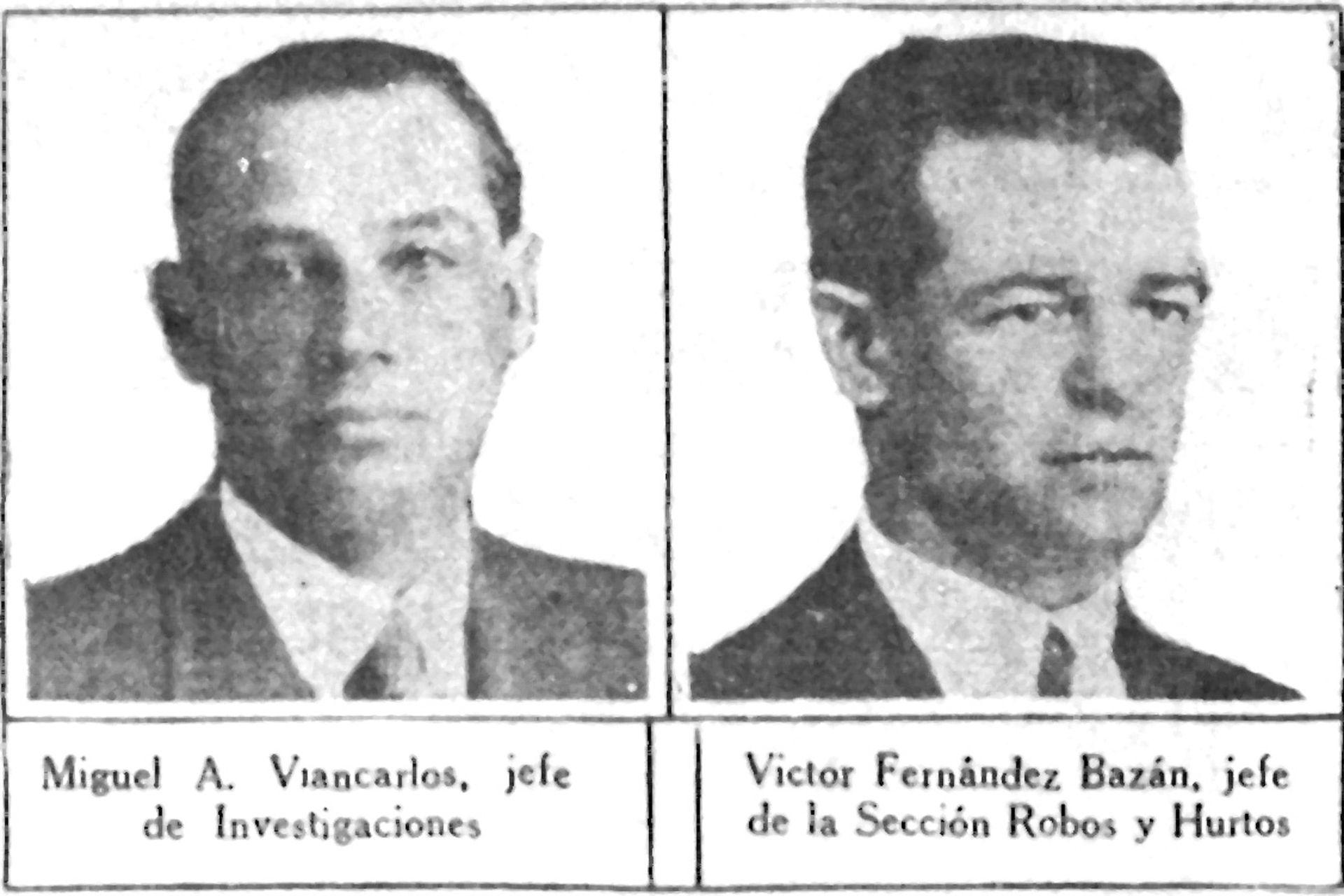 Los investigadores