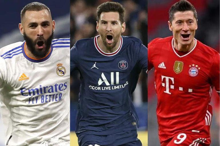 Se filtró una lista que muestra al ganador del premio que entregará France Football
