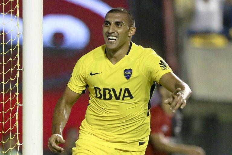El posible regreso de Wanchope Abila al equipo titular de Boca