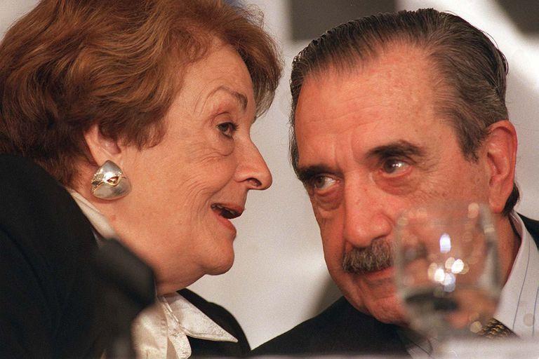 Fernández Meijide. La mujer que derrotó la violencia y al sed de venganza