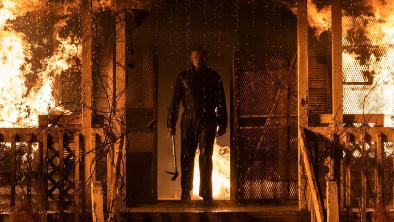 Halloween Kills es una pobre continuación del universo de un clásico de terror