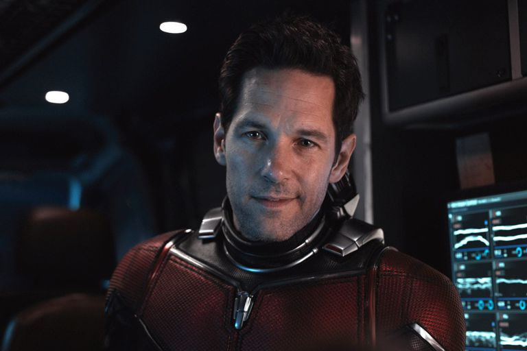 Paul Rudd, de Ant-Man al documental